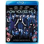 Now You See Me Filmer Now You See Me 2 [Blu-ray] [2016]